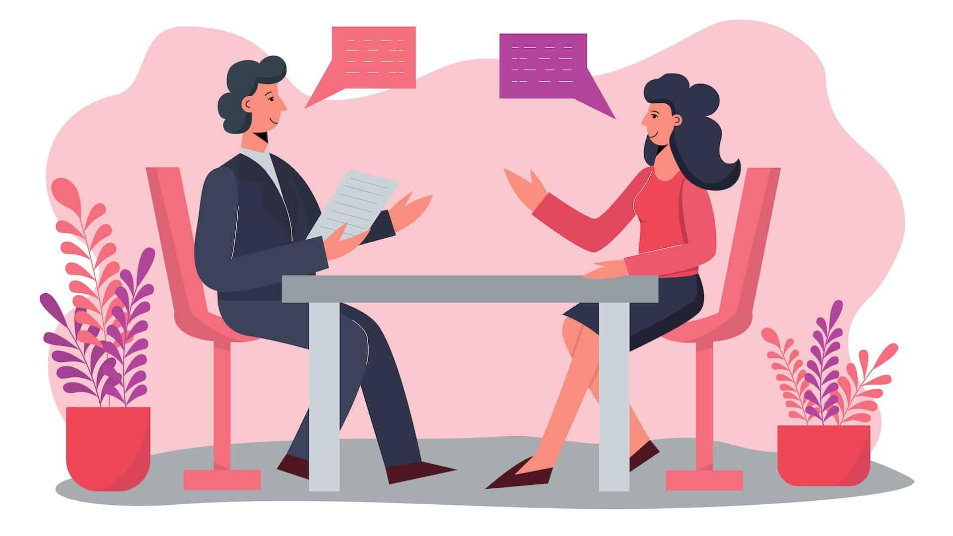 Job interview: not common behavioral interview questions